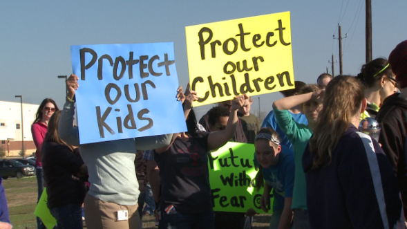 """A Therapist's Response to the News: Northwest ISD and a student's book """"Killing Children"""""""