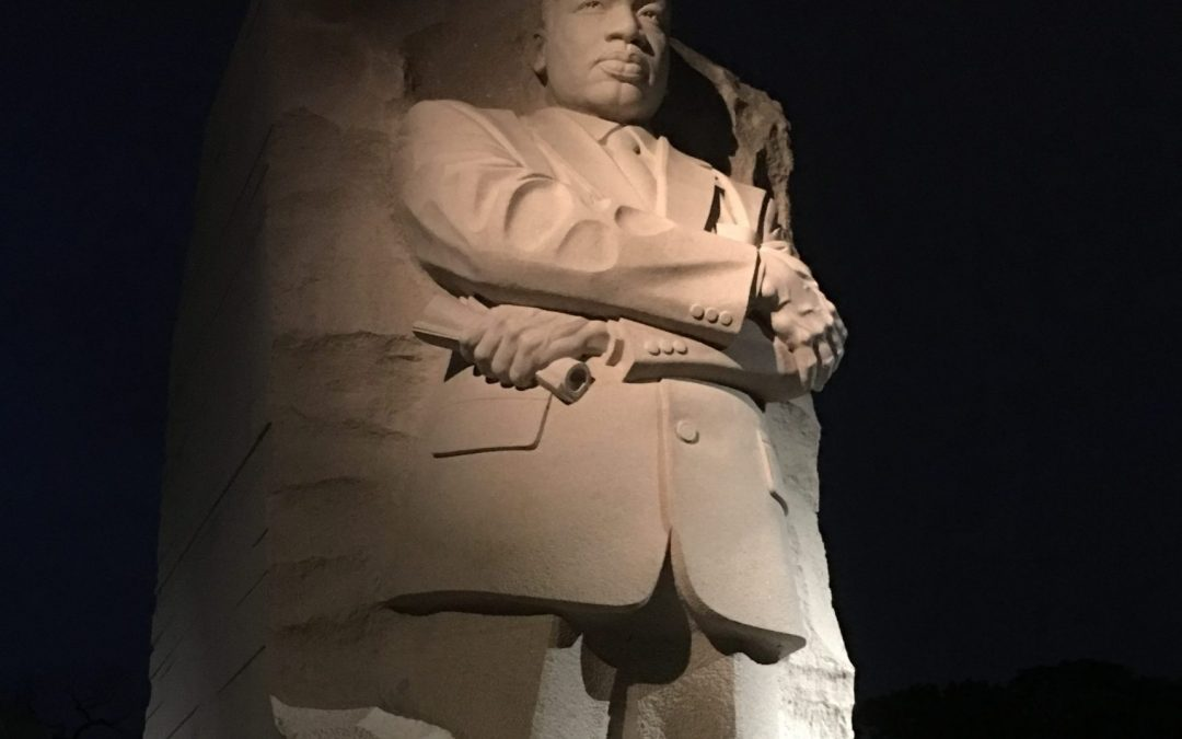My Response To Dr. Martin Luther King Jr.'s Monument
