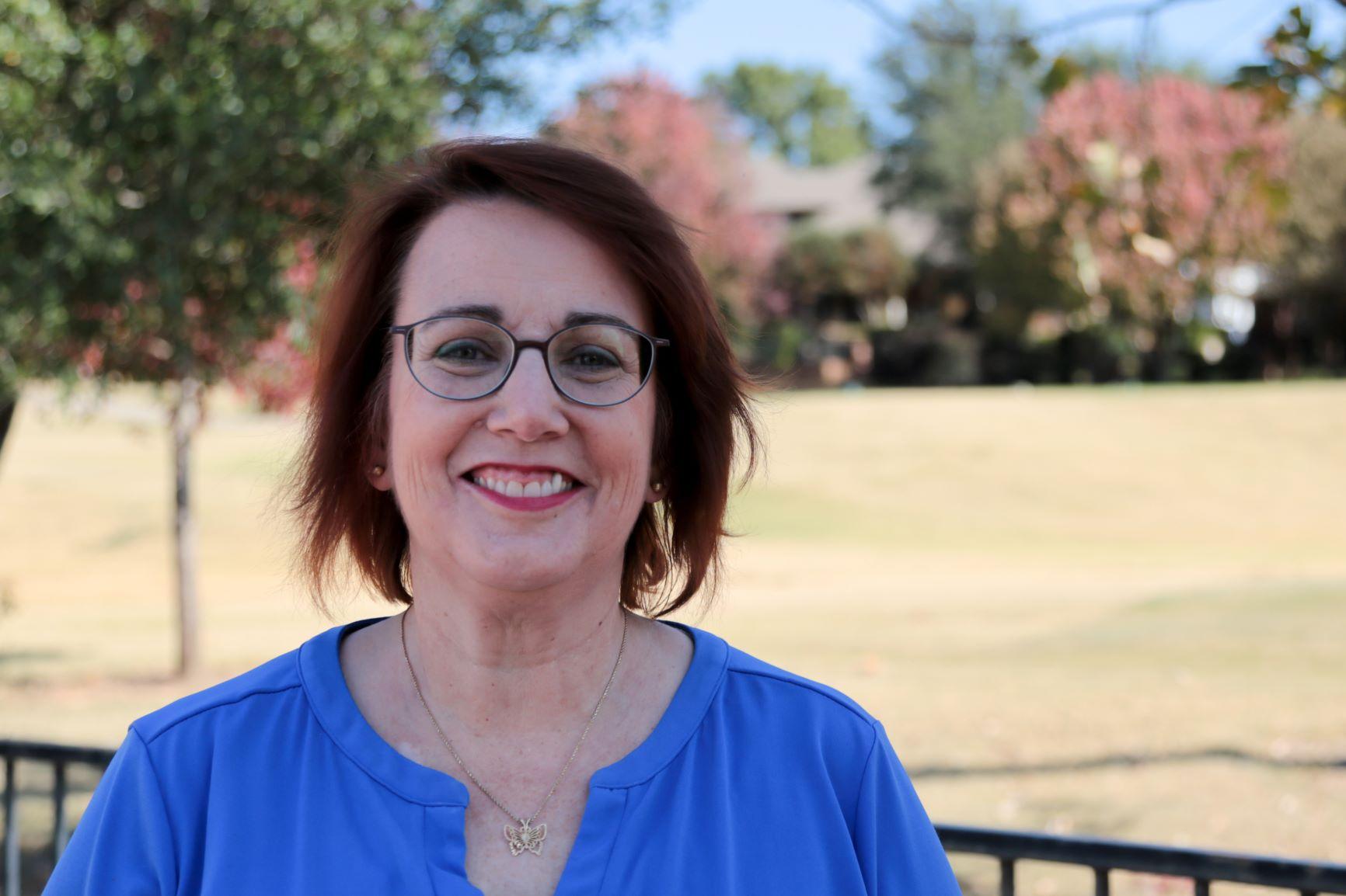 Dr. Pam Rinn