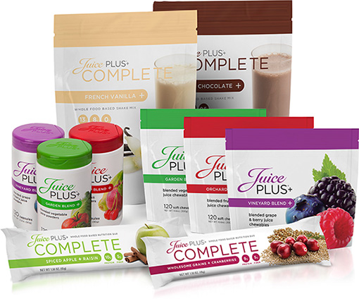 juice plus, nutritional support, supplements